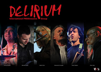 Delirium - Progressive  Rock Band