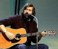Francesco Guccini live club tenco 1975